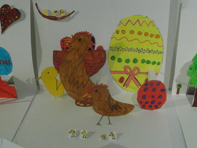 exposition de dessins et de maquettes Sam_8741