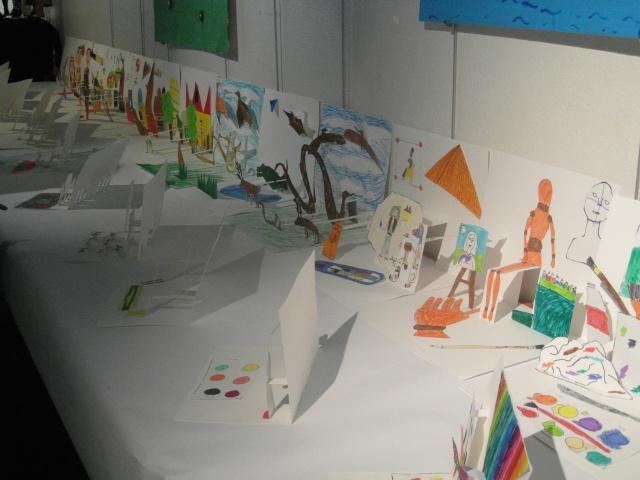 exposition de dessins et de maquettes Sam_8744