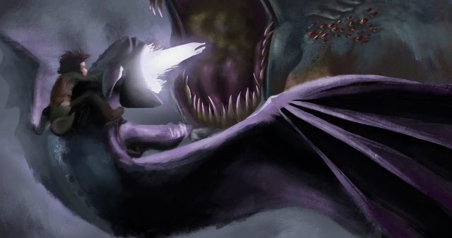 Fan arts d'Hiccup Hiccup10