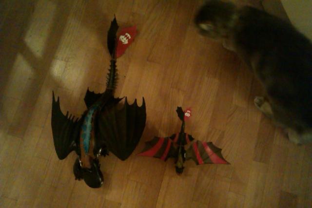 Produits dérivés Dragons 2 Imag1710