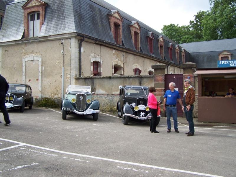 Saint FARGEAU 2014:   les 80 ans de la 601 les 12 et 13 juillet - Page 2 12675410