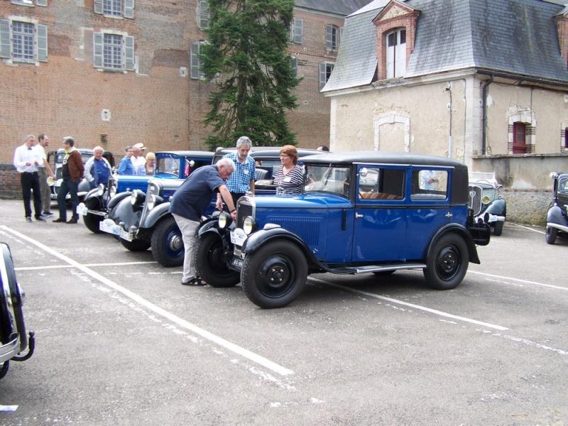Saint FARGEAU 2014:   les 80 ans de la 601 les 12 et 13 juillet - Page 2 12675510