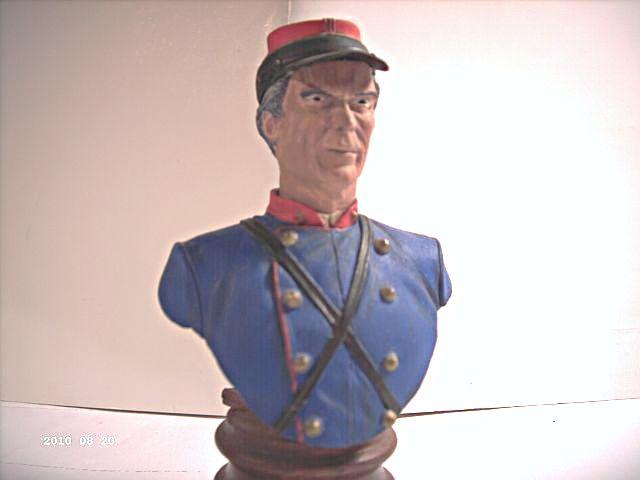 Colonel der Washington Artillery CSA - Büste von El Viejo Dragon 1/9 14810