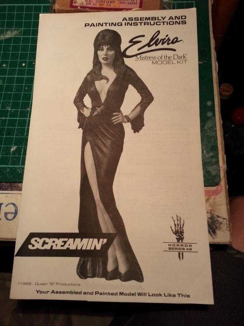 Elvira-Mistress of Darkness 1:4 von Screamin 20140256