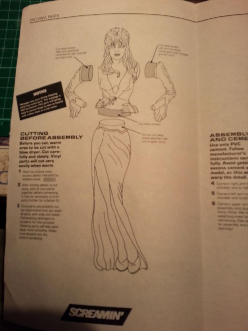 Elvira-Mistress of Darkness 1:4 von Screamin 20140257
