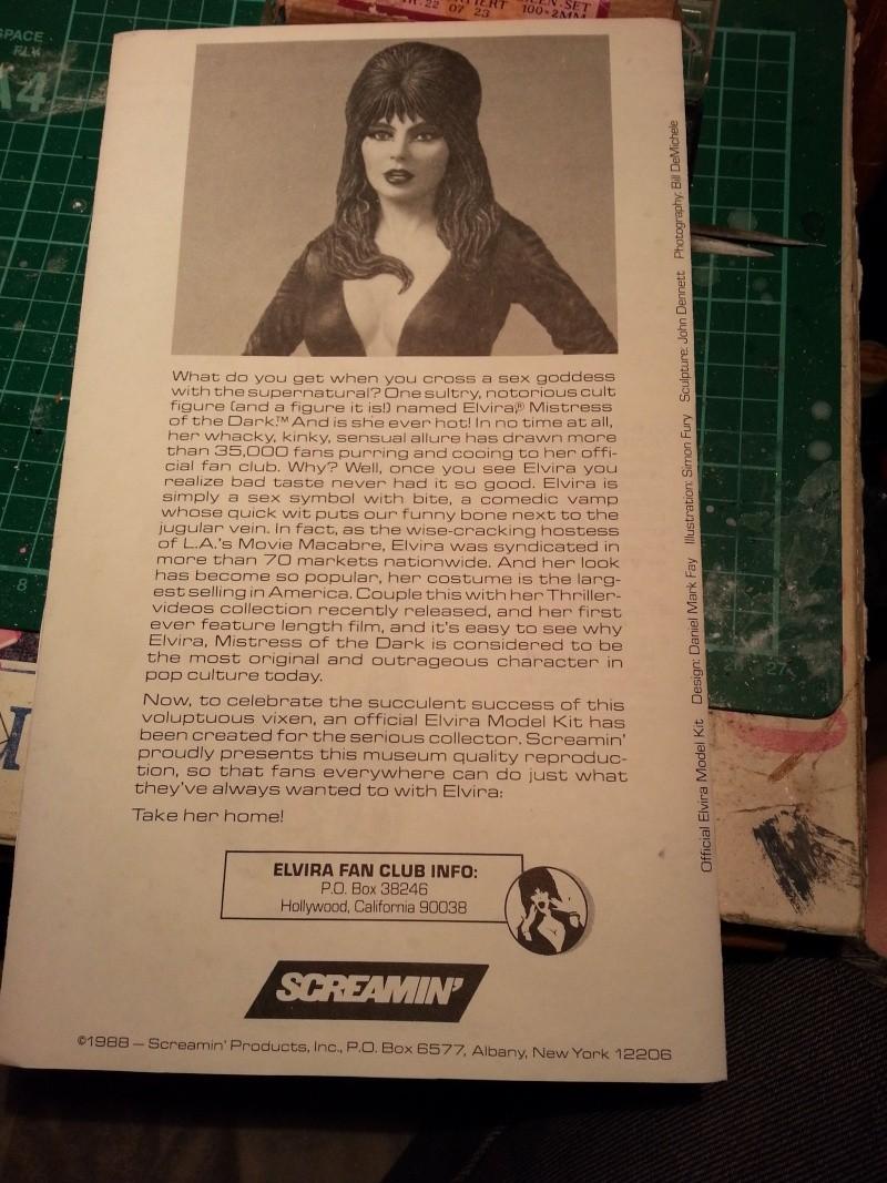 Elvira-Mistress of Darkness 1:4 von Screamin 20140261