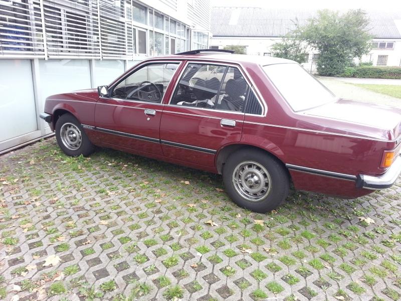 2 Opel Juwelen und ein Honda 20140444
