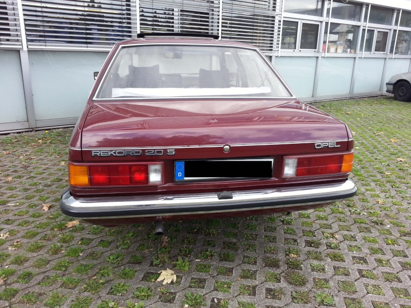 2 Opel Juwelen und ein Honda 20140446