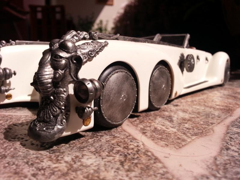 Nemos Car Aus Dem Film Liga Der Außergewöhnlichen Gentlemen 124