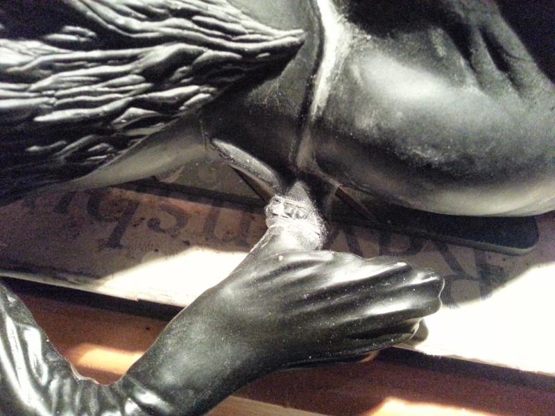 Elvira-Mistress of Darkness 1:4 von Screamin 20140720