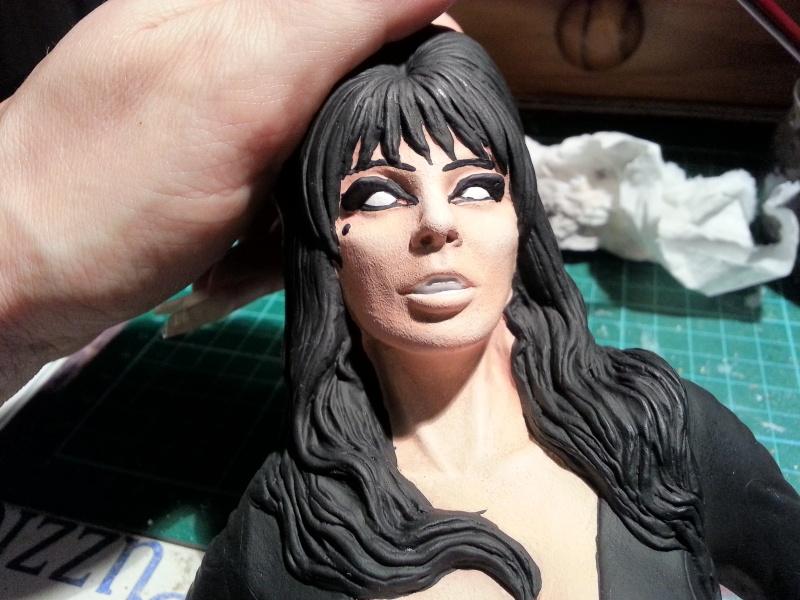 Elvira-Mistress of Darkness 1:4 von Screamin 20140751