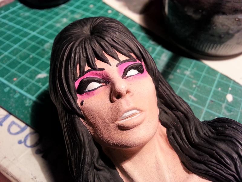 Elvira-Mistress of Darkness 1:4 von Screamin 20140817