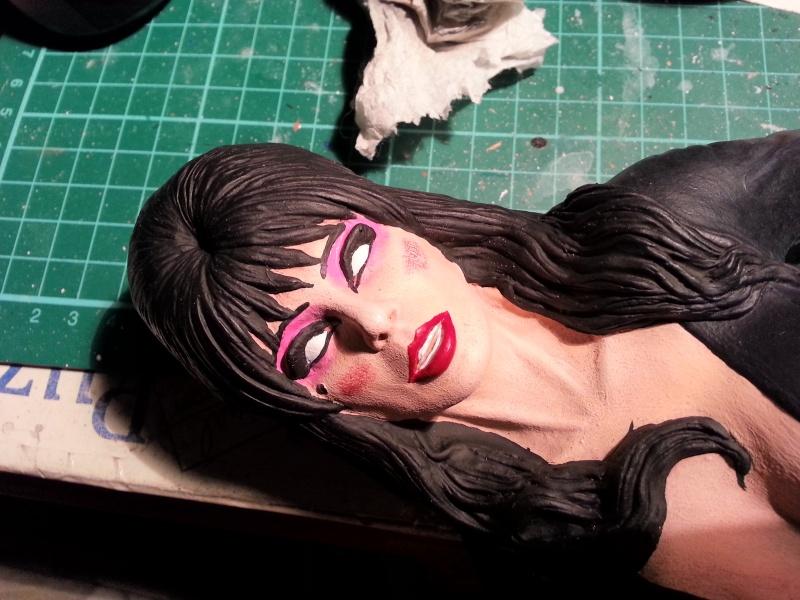 Elvira-Mistress of Darkness 1:4 von Screamin 20140818