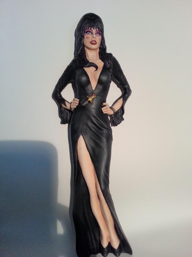 Elvira-Mistress of Darkness 1:4 von Screamin 20140967