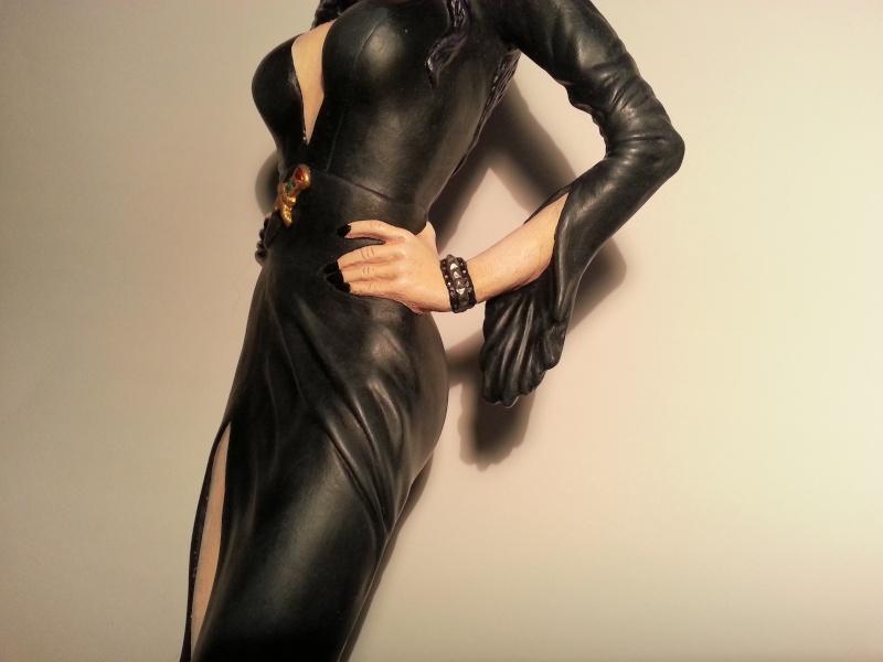 Elvira-Mistress of Darkness 1:4 von Screamin 20140970