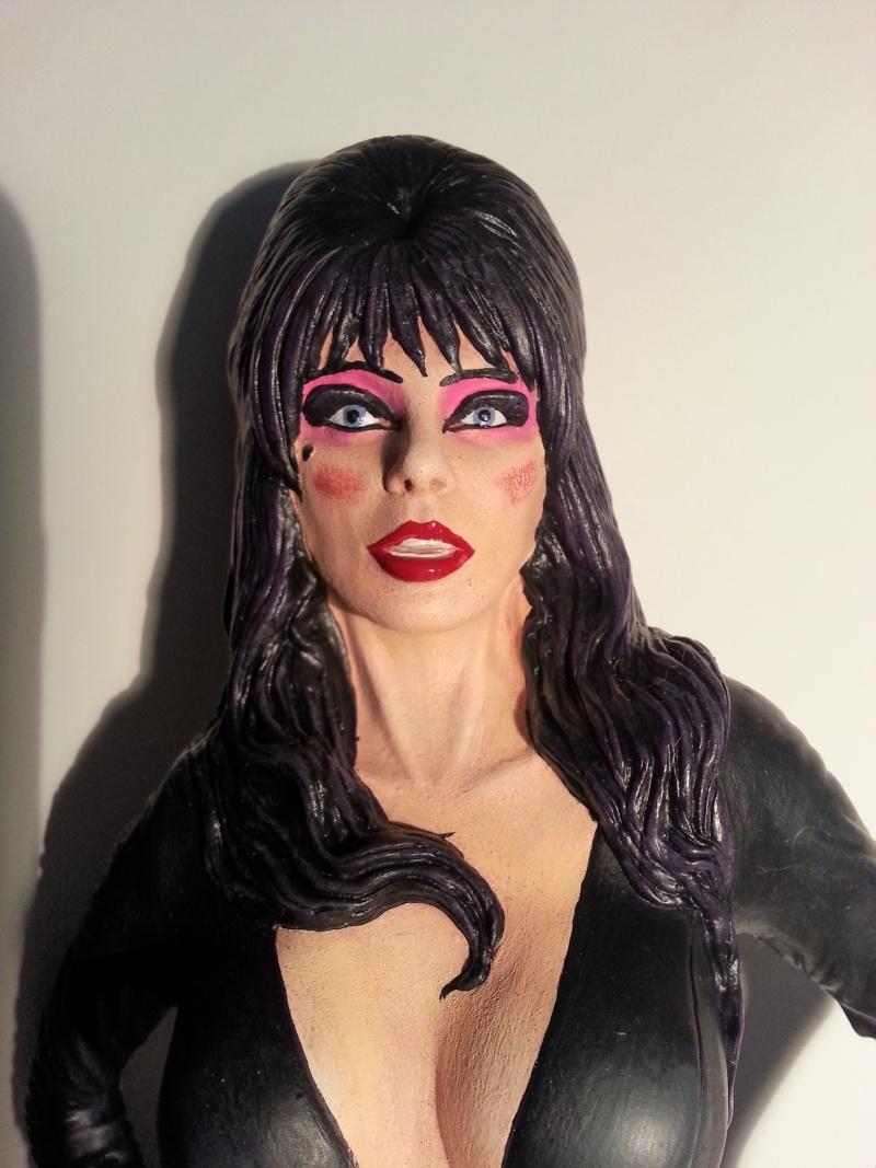 Elvira-Mistress of Darkness 1:4 von Screamin 20140971