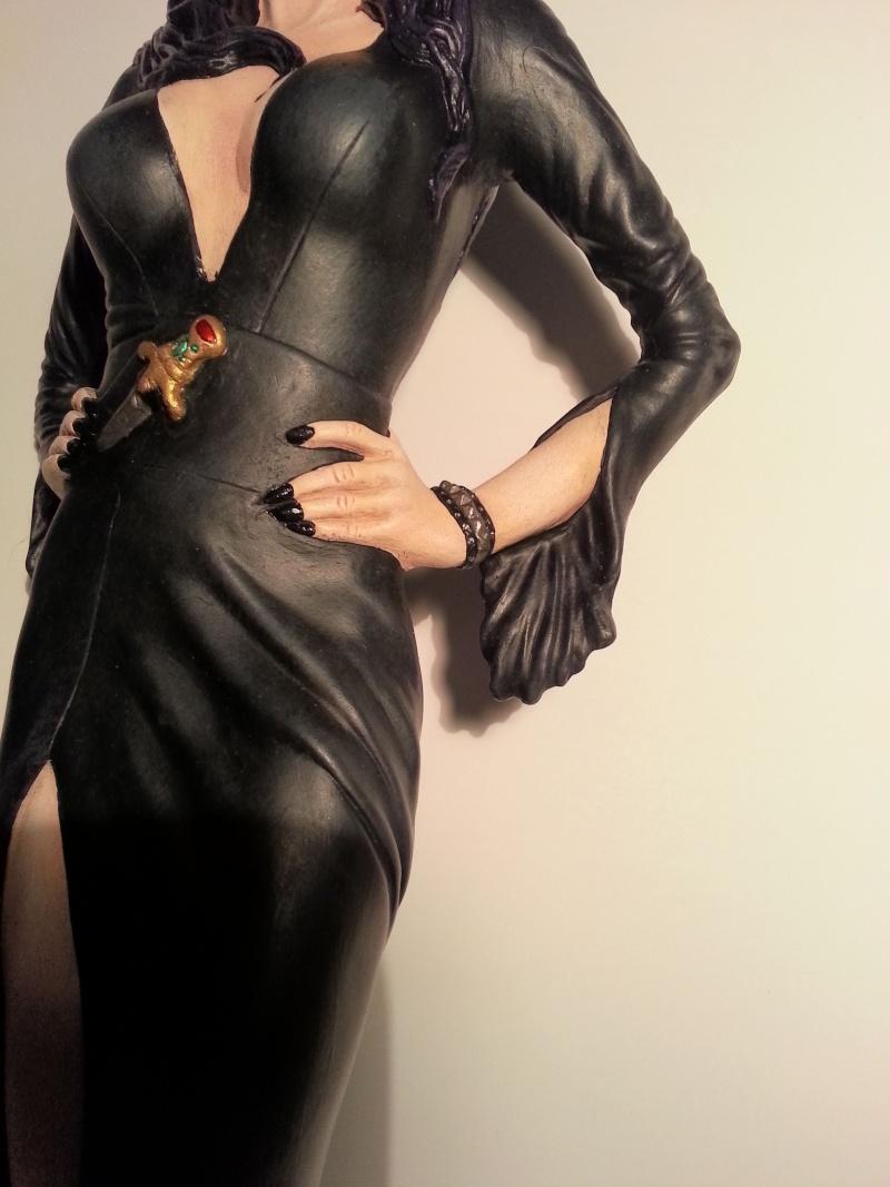Elvira-Mistress of Darkness 1:4 von Screamin 20140972