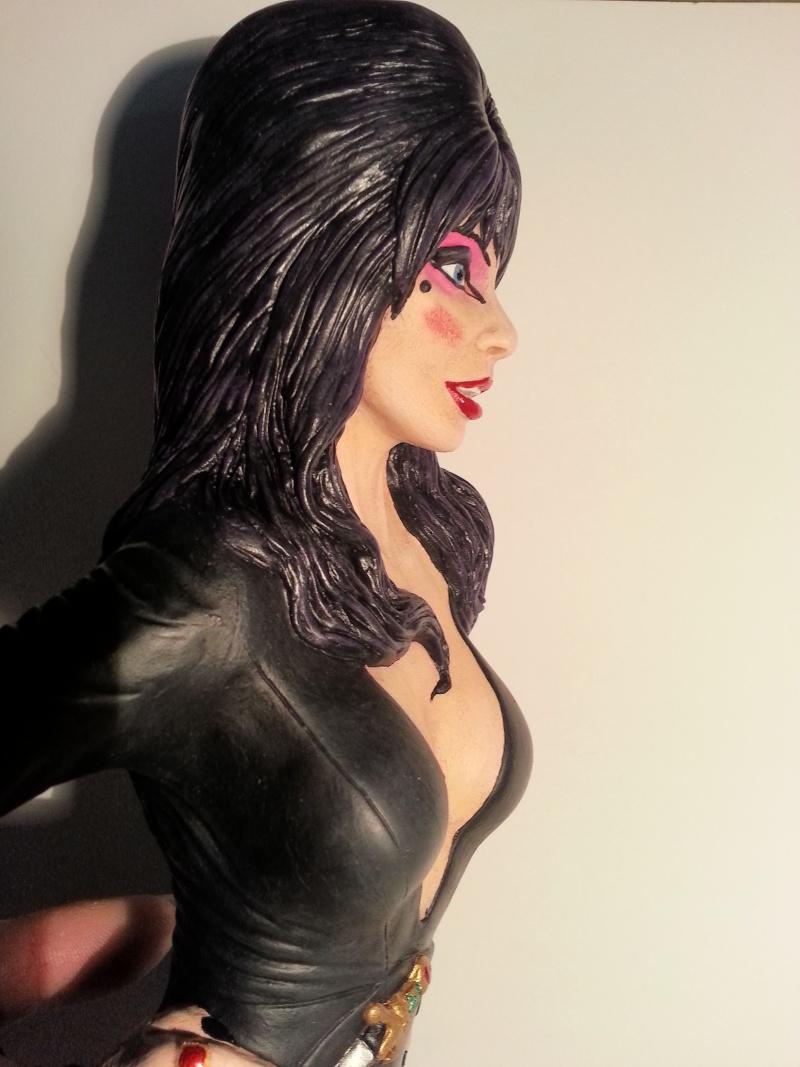 Elvira-Mistress of Darkness 1:4 von Screamin 20140973