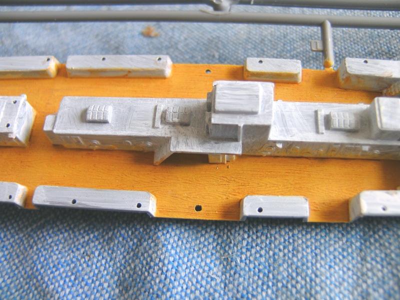 leichter Kreuzer Emden 1:350 von Revell Pict0051