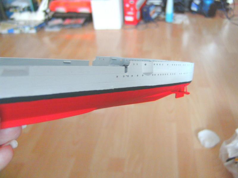 leichter Kreuzer Emden 1:350 von Revell Pict0060