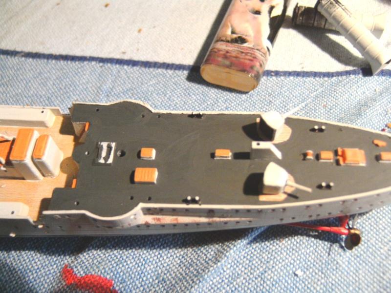 leichter Kreuzer Emden 1:350 von Revell Pict0132