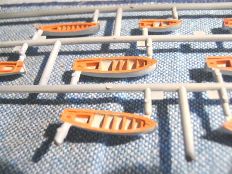 leichter Kreuzer Emden 1:350 von Revell Pict0134