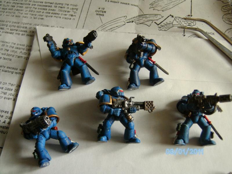 Ultra Marines Warhammer 40000 Pict1525