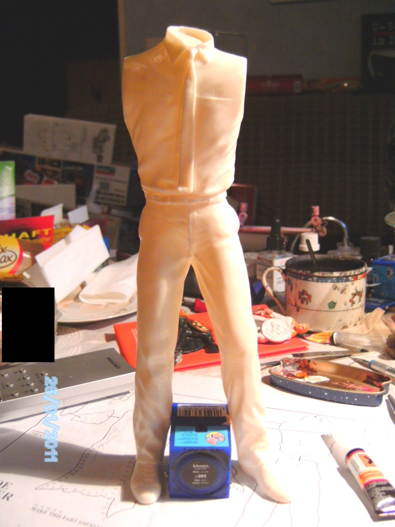 Rick Deckard aus Bladerunner 1:6 von Fantastique Hobbymodel Pict1744
