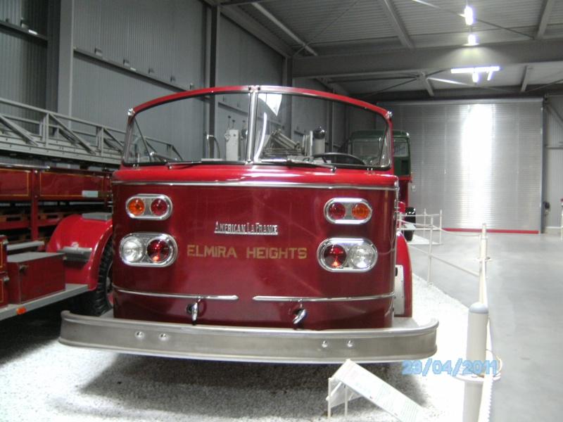 Historische Feuerwehrfahrzeuge im Technikmuseum Speyer Pict3829