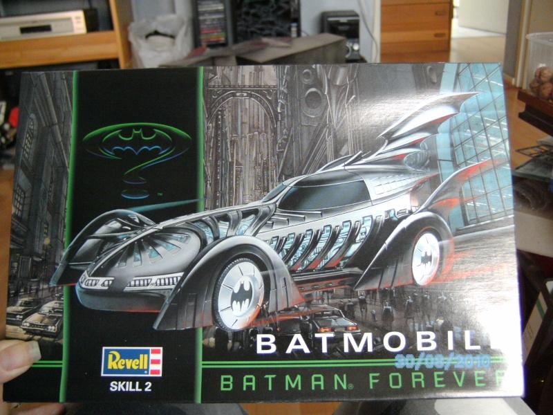 Batmobil aus Batman Forever 1:25 Revell Pict5713