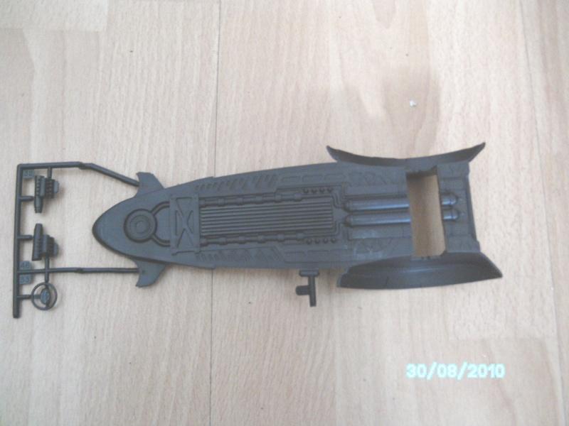 Batmobil aus Batman Forever 1:25 Revell Pict5719