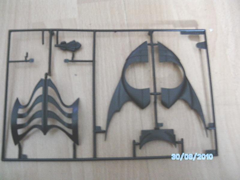 Batmobil aus Batman Forever 1:25 Revell Pict5721