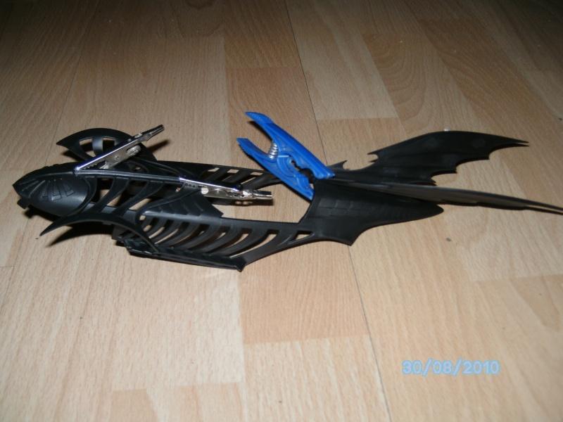 Batmobil aus Batman Forever 1:25 Revell Pict5725