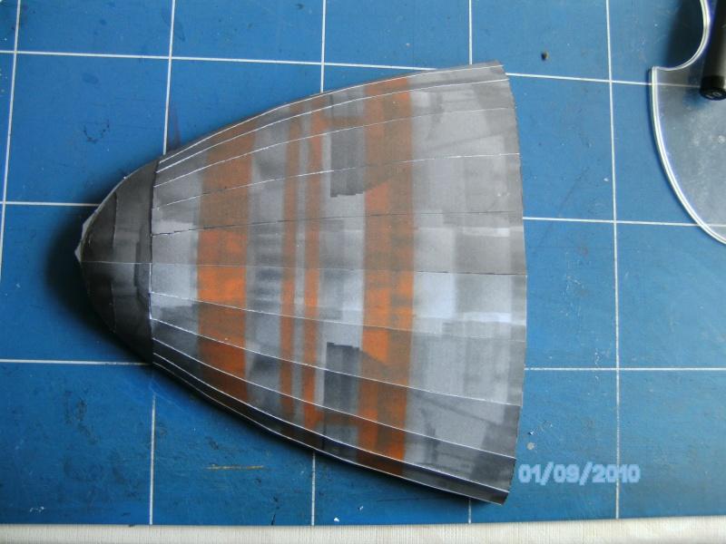 Babylon 5 Krestel Class Atmospheric Shuttle Pict5731