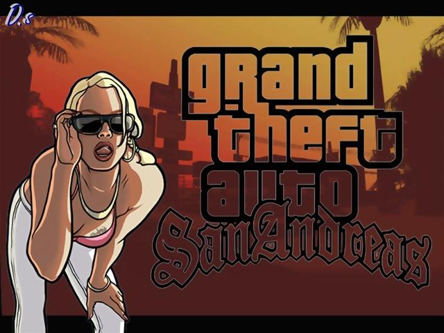 Gran Theft Auto San Andreas 2vw63i10