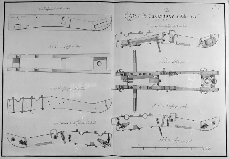 Canon de campagne de l'époque victorienne - Page 3 Affut_11