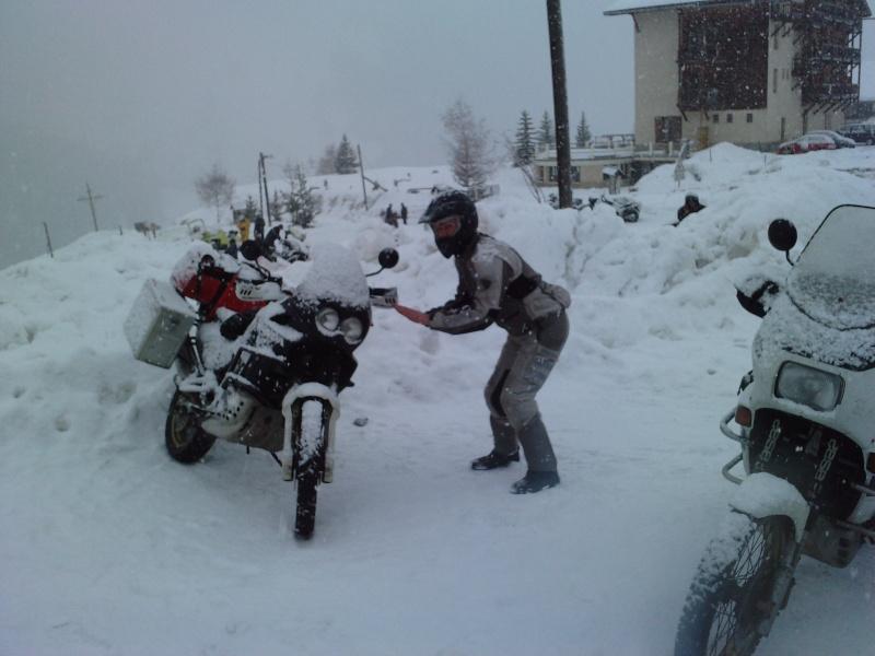 """7 et 8 janvier 2012 hivernale """"les marmottes"""" P0901112"""