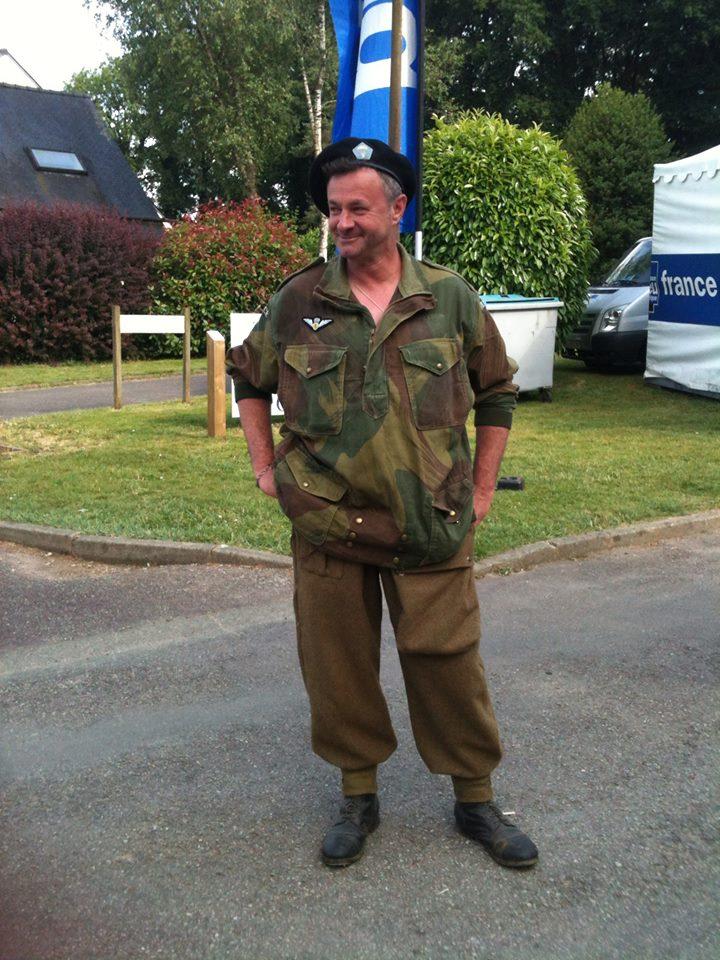 70ème anniversaire de la bataille de St- marcel (56) Moi_ai10