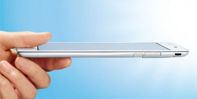 NEC Medias Tab UL N08-D 7-inch Carbon Fiber Tablet Necmed10