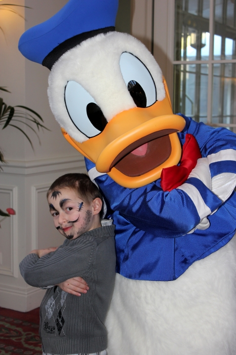 Concours Disney, aidez Noa !  Donald10