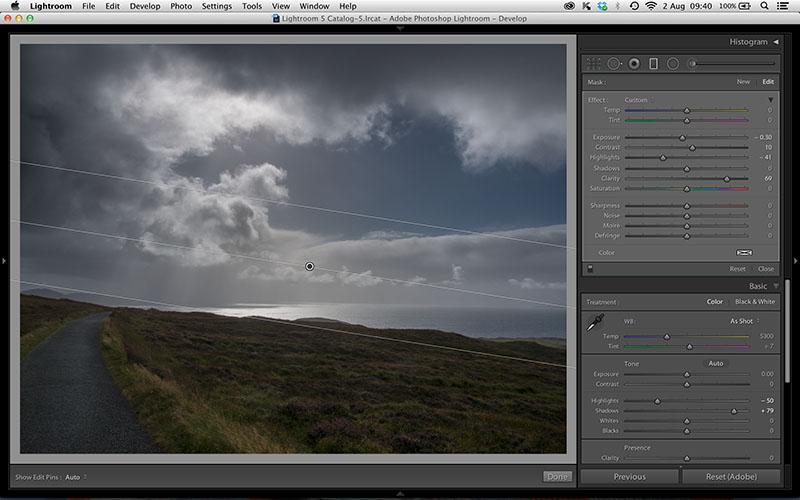 Using RAW image to increase dynamic range Screen12