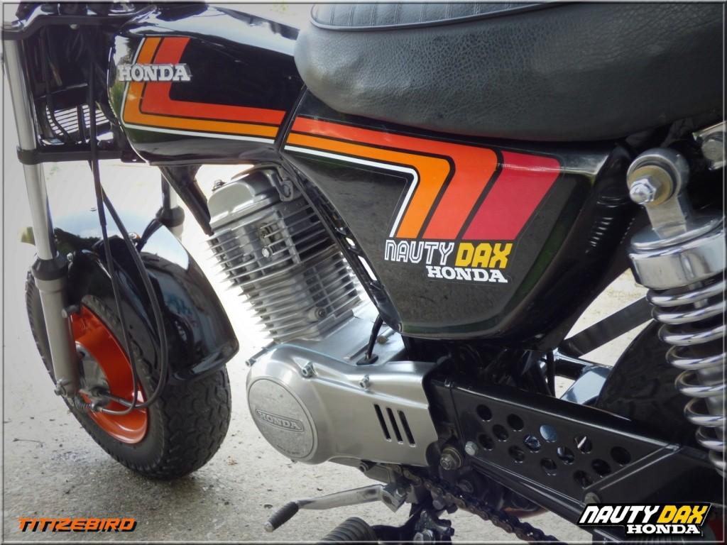 "Le HONDA "" CY50 NAUTY DAX "" de Titi (nouveau projet) Ti000219"