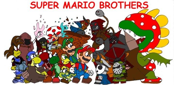 Super Mario Brothers : La BD
