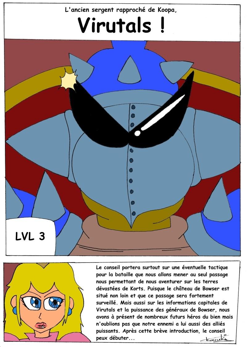 Episode 19 : Le conseil de guerre. Histoi16