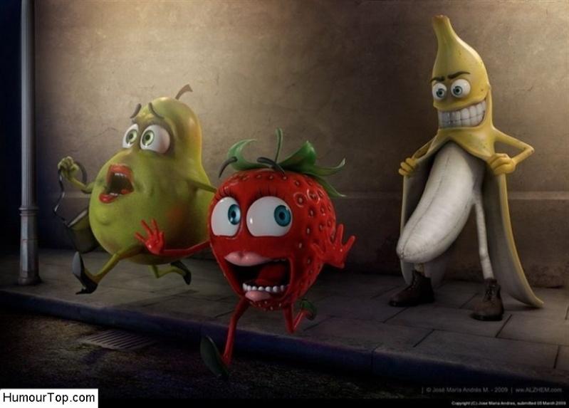 Marrant ^^ Banane10