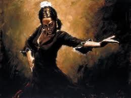 Le flamenco c'est toute la passion en trois actes: désir, séduction, jouissance.  Images11