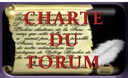 Charte du site et du forum