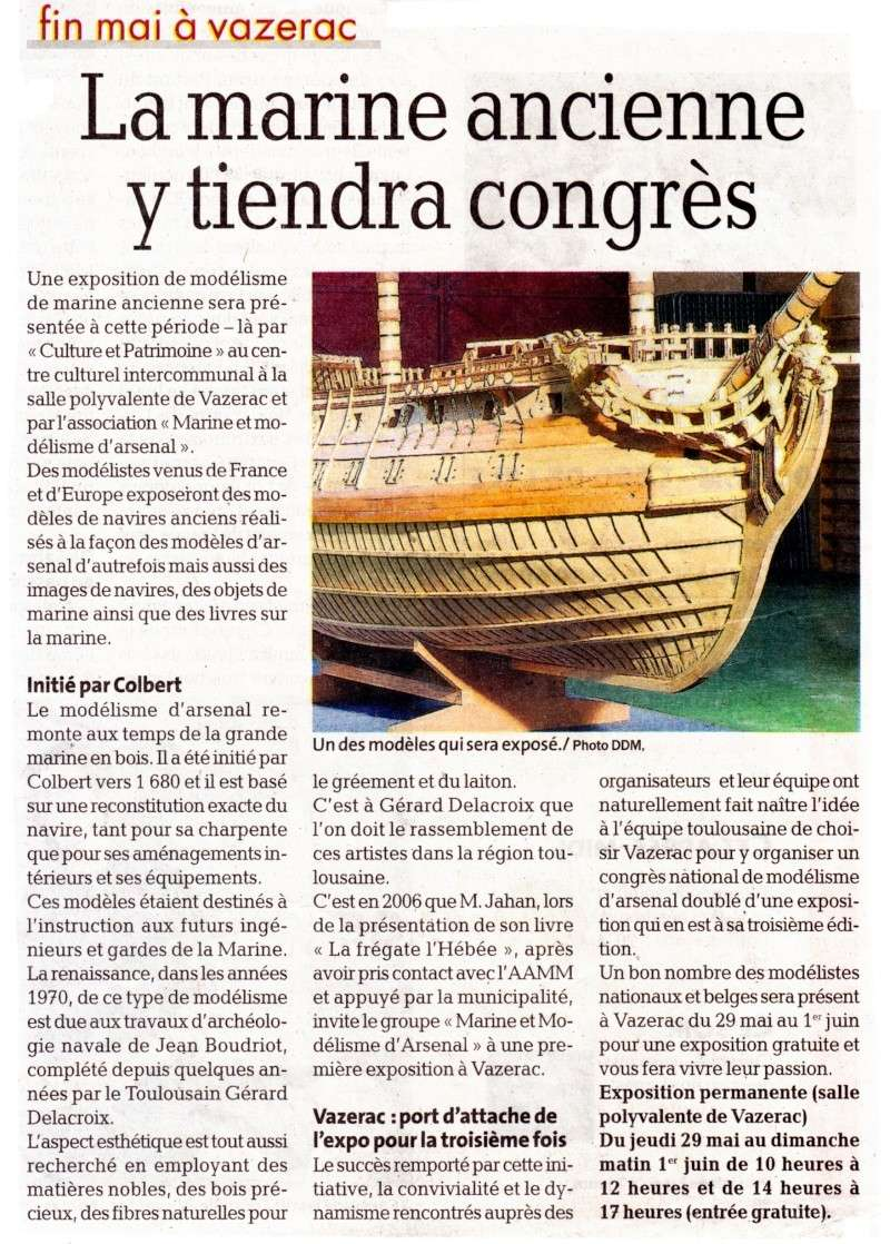Exposition à Vazerac  du 29 mai au 1er juin 2014 - Page 8 Vazera12