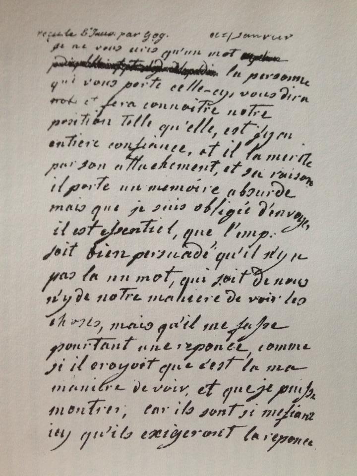 La correspondance de Marie-Antoinette et Fersen : lettres, lettres chiffrées et mots raturés - Page 15 10626410