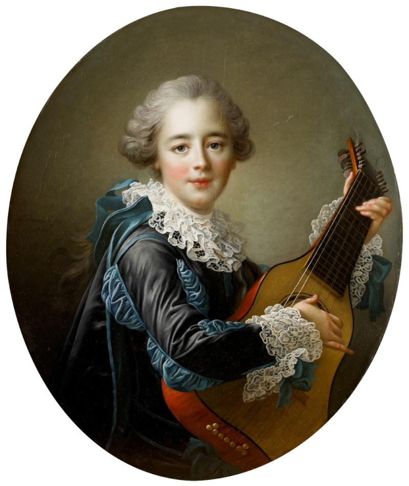 Portraits de Madame du Barry par François-Hubert Drouais - Page 3 1991_210